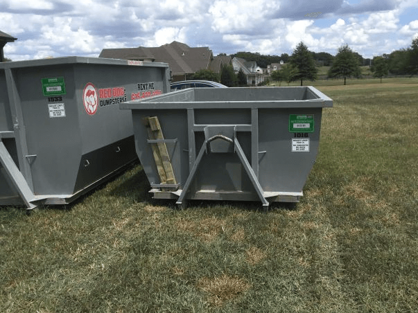 How Does Dumpster Rental Work?